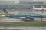 krozさんが、羽田空港で撮影したベトナム航空 A350-941XWBの航空フォト(写真)