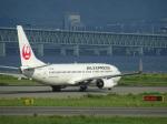 バンチャンさんが、関西国際空港で撮影したJALエクスプレス 737-846の航空フォト(写真)