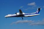 FRTさんが、松山空港で撮影したANAウイングス DHC-8-402Q Dash 8の航空フォト(写真)