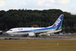 MOHICANさんが、福岡空港で撮影した全日空 737-781の航空フォト(写真)