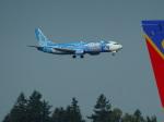 バンチャンさんが、シアトル タコマ国際空港で撮影したアラスカ航空 737-790の航空フォト(写真)
