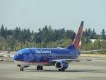 バンチャンさんが、シアトル タコマ国際空港で撮影したサンカントリー・エアラインズ 737-8Q8の航空フォト(写真)