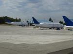 バンチャンさんが、ペインフィールド空港で撮影したボーイング 747-409(LCF) Dreamlifterの航空フォト(写真)