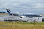 せせらぎさんが、静岡空港で撮影した海上保安庁 G-V Gulfstream Vの航空フォト(写真)