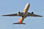 Orange linerさんが、成田国際空港で撮影した香港航空 A330-343Xの航空フォト(写真)