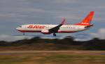 ピリンダさんが、静岡空港で撮影したチェジュ航空 737-8ASの航空フォト(写真)