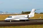 うめやしきさんが、静岡空港で撮影した不明 Gulfstream G280の航空フォト(飛行機 写真・画像)