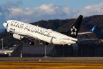 まくろすさんが、伊丹空港で撮影した全日空 737-881の航空フォト(写真)
