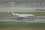krozさんが、羽田空港で撮影したウィルミントン・トラスト・カンパニー G650 (G-VI)の航空フォト(写真)
