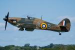 Tomo-Papaさんが、フェアフォード空軍基地で撮影したイギリス空軍 329 Spitfire Mk2Bの航空フォト(写真)