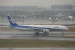 krozさんが、羽田空港で撮影した全日空 777-281の航空フォト(写真)