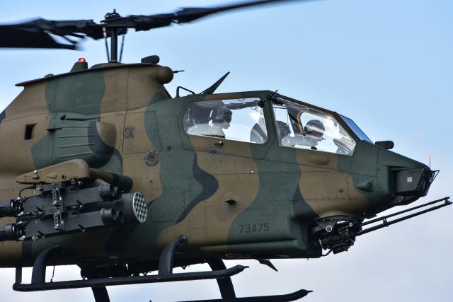 skyphantomさんが、勝田駐屯地で撮影した陸上自衛隊 AH-1Sの航空フォト(飛行機 写真・画像)