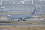 eagletさんが、羽田空港で撮影したエールフランス航空 777-228/ERの航空フォト(写真)