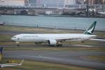 Inamiさんが、羽田空港で撮影したキャセイパシフィック航空 777-367/ERの航空フォト(写真)