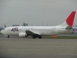 バンチャンさんが、羽田空港で撮影したJALエクスプレス 737-446の航空フォト(写真)