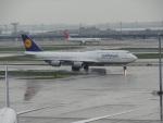 バンチャンさんが、羽田空港で撮影したルフトハンザドイツ航空 747-830の航空フォト(写真)
