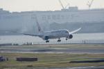 eagletさんが、羽田空港で撮影した日本航空 787-8 Dreamlinerの航空フォト(写真)