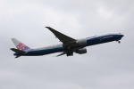 HLeeさんが、台湾桃園国際空港で撮影したチャイナエアライン 777-309/ERの航空フォト(写真)