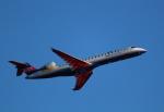 STAR TEAMさんが、小松空港で撮影したアイベックスエアラインズ CL-600-2C10 Regional Jet CRJ-702の航空フォト(写真)