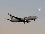 STAR TEAMさんが、小松空港で撮影した日本航空 737-846の航空フォト(写真)