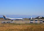 タミーさんが、静岡空港で撮影した海上保安庁 G-V Gulfstream Vの航空フォト(写真)