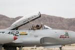 チャッピー・シミズさんが、ネリス空軍基地で撮影したGreg Colyer T-33Aの航空フォト(写真)