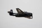 チャッピー・シミズさんが、ネリス空軍基地で撮影したTexas Flying Legends Museumの航空フォト(写真)