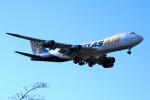 yoshibouさんが、成田国際空港で撮影したアトラス航空 747-87UF/SCDの航空フォト(写真)