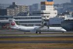 chihara さんが、伊丹空港で撮影した日本エアコミューター DHC-8-402Q Dash 8の航空フォト(写真)