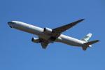 OMAさんが、成田国際空港で撮影したキャセイパシフィック航空 777-367の航空フォト(写真)