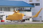 多楽さんが、栃木ヘリポートで撮影した朝日航洋 412の航空フォト(写真)