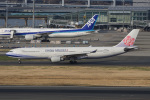 神宮寺ももさんが、羽田空港で撮影したチャイナエアライン A330-302の航空フォト(写真)