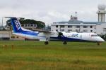Kuuさんが、鹿児島空港で撮影したANAウイングス DHC-8-402Q Dash 8の航空フォト(写真)