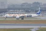eagletさんが、羽田空港で撮影した全日空 777-381/ERの航空フォト(写真)