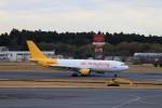 ☆ライダーさんが、成田国際空港で撮影したエアー・ホンコン A300F4-605Rの航空フォト(写真)
