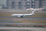 OMAさんが、羽田空港で撮影したプレミエア ERJ-190-100 ECJ (Lineage 1000)の航空フォト(飛行機 写真・画像)