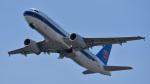 オキシドールさんが、関西国際空港で撮影した中国南方航空 A320-232の航空フォト(写真)