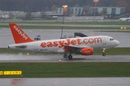 pringlesさんが、チューリッヒ空港で撮影したイージージェット A319-111の航空フォト(飛行機 写真・画像)