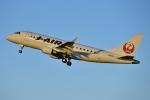 kurubouzuさんが、伊丹空港で撮影したジェイ・エア ERJ-170-100 (ERJ-170STD)の航空フォト(写真)