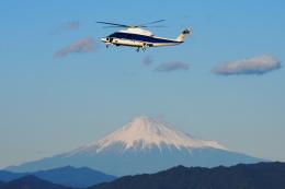mojioさんが、静岡空港で撮影したファーストエアートランスポート S-76C++の航空フォト(写真)