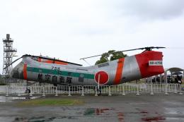 徳兵衛さんが、浜松エアパ-クで撮影した航空自衛隊 H-21B Workhorseの航空フォト(飛行機 写真・画像)