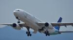 オキシドールさんが、関西国際空港で撮影したガルーダ・インドネシア航空 A330-343Eの航空フォト(写真)