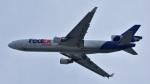 オキシドールさんが、関西国際空港で撮影したフェデックス・エクスプレス MD-11Fの航空フォト(写真)
