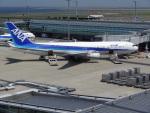 バンチャンさんが、羽田空港で撮影した全日空 767-381の航空フォト(写真)