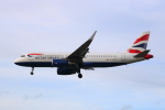 Koba UNITED®さんが、ロンドン・ヒースロー空港で撮影したブリティッシュ・エアウェイズ A320-232の航空フォト(写真)