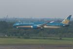 OS52さんが、成田国際空港で撮影したベトナム航空 787-9の航空フォト(写真)