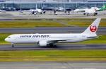 CB20さんが、羽田空港で撮影した日本航空 767-346の航空フォト(写真)