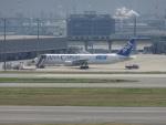 バンチャンさんが、羽田空港で撮影した全日空 767-381Fの航空フォト(写真)