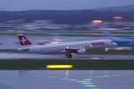 pringlesさんが、チューリッヒ空港で撮影したスイスインターナショナルエアラインズ A321-111の航空フォト(写真)