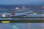 pringlesさんが、チューリッヒ空港で撮影したスイスインターナショナルエアラインズ A319-112の航空フォト(写真)